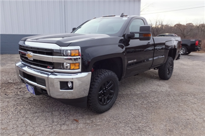 2018 Silverado 2500 Regular Cab 4x4 Pickup #18C259 - photo 11