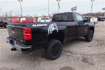 2018 Silverado 2500 Regular Cab 4x4 Pickup #18C259 - photo 2