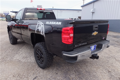 2018 Silverado 2500 Regular Cab 4x4 Pickup #18C259 - photo 9