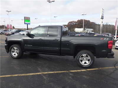 2018 Silverado 1500 Extended Cab 4x4 Pickup #18C267 - photo 8