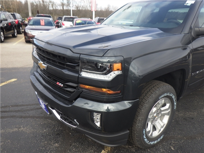 2018 Silverado 1500 Extended Cab 4x4 Pickup #18C267 - photo 11
