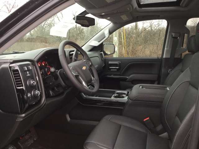 2018 Silverado 1500 Crew Cab 4x4, Pickup #18C270 - photo 25