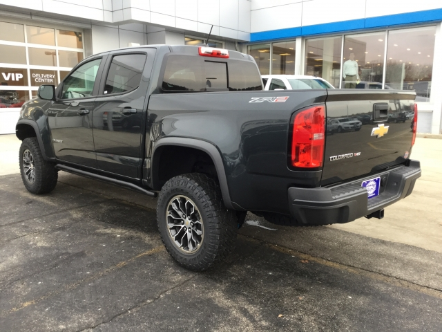 2018 Colorado Crew Cab 4x4 Pickup #18C289 - photo 7