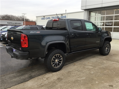 2018 Colorado Crew Cab 4x4 Pickup #18C289 - photo 2