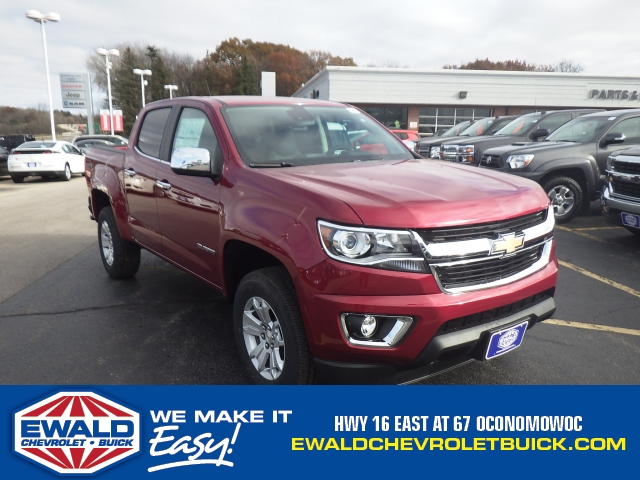 2018 Colorado Crew Cab 4x4 Pickup #18C295 - photo 1