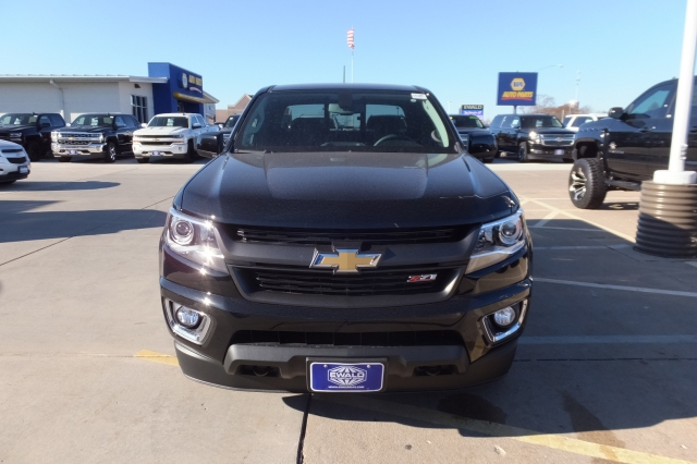 2018 Colorado Extended Cab 4x4 Pickup #18C308 - photo 8