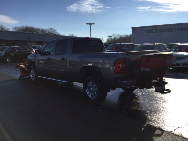2014 Silverado 2500 Crew Cab 4x4, Pickup #18C346A - photo 10