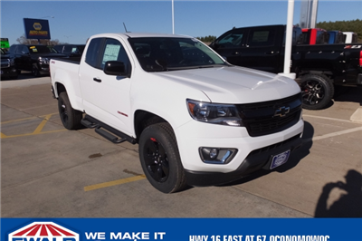 2018 Colorado Extended Cab 4x4, Pickup #18C351 - photo 1
