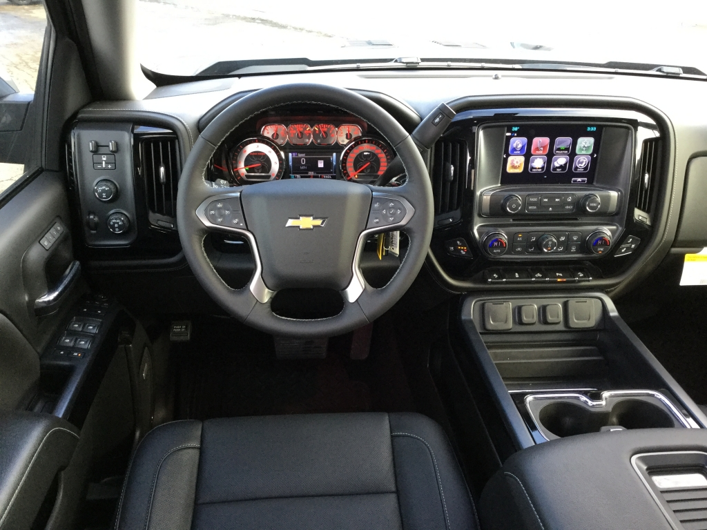 2018 Silverado 1500 Crew Cab 4x4, Pickup #18C437 - photo 12