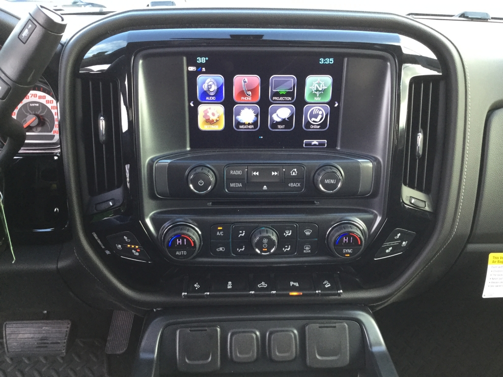 2018 Silverado 1500 Crew Cab 4x4, Pickup #18C437 - photo 17