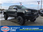 2018 Silverado 1500 Crew Cab 4x4, Pickup #18C437 - photo 1