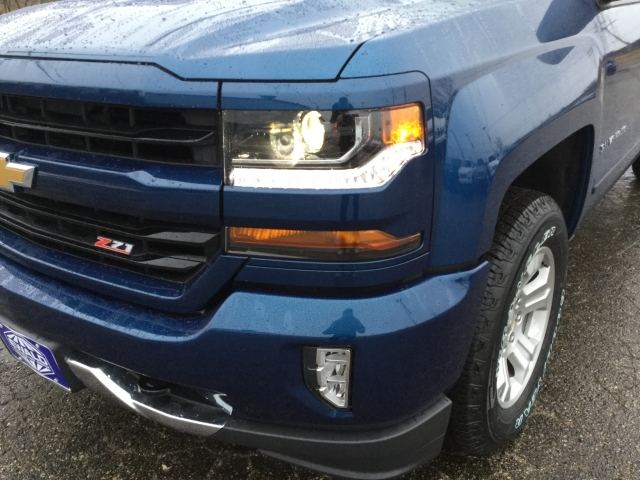 2018 Silverado 1500 Crew Cab 4x4, Pickup #18C457 - photo 10