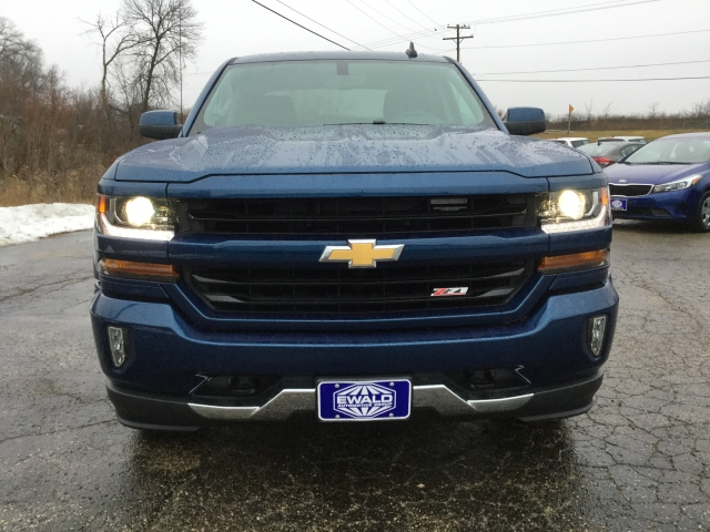 2018 Silverado 1500 Crew Cab 4x4, Pickup #18C457 - photo 9