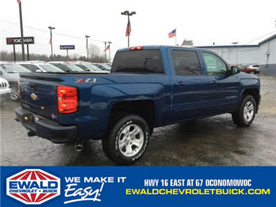 2018 Silverado 1500 Crew Cab 4x4, Pickup #18C457 - photo 2