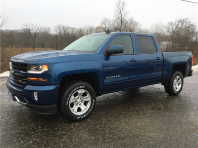 2018 Silverado 1500 Crew Cab 4x4, Pickup #18C457 - photo 1