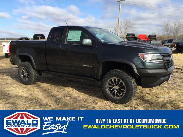 2018 Colorado Extended Cab 4x4, Pickup #18C513 - photo 1