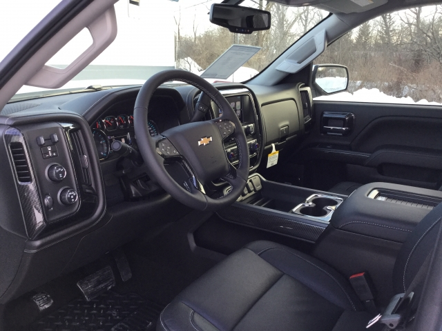 2018 Silverado 2500 Crew Cab 4x4, Pickup #18C516 - photo 31