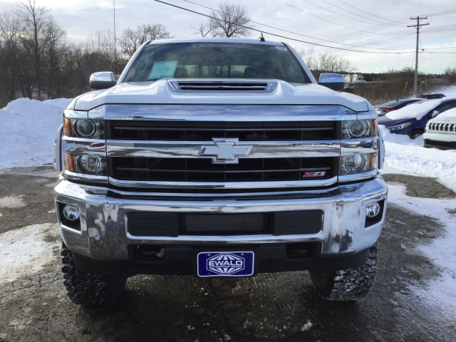 2018 Silverado 2500 Crew Cab 4x4, Pickup #18C516 - photo 7