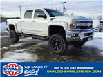 2018 Silverado 2500 Crew Cab 4x4, Pickup #18C516 - photo 1