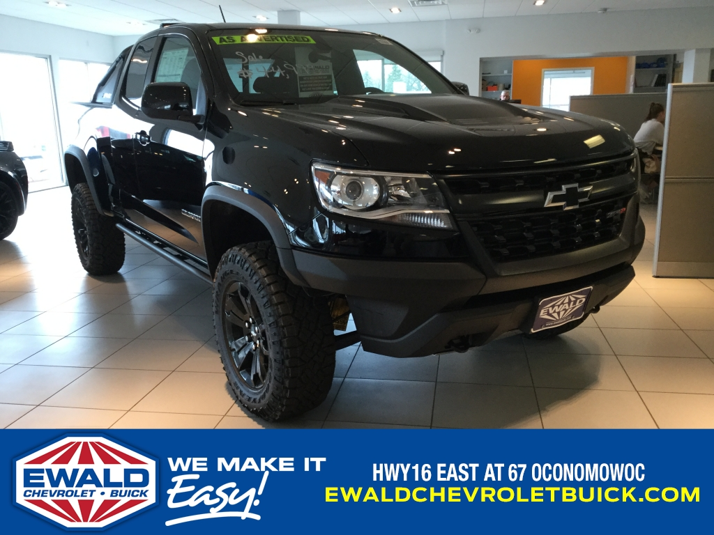 2018 Colorado Extended Cab 4x4, Pickup #18C522 - photo 1
