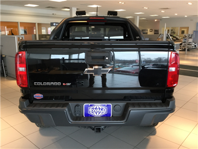2018 Colorado Extended Cab 4x4, Pickup #18C522 - photo 7