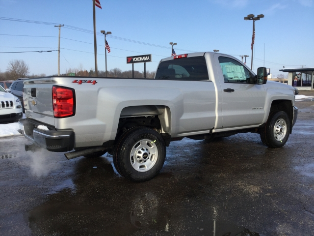 2018 Silverado 2500 Regular Cab 4x4, Pickup #18C535 - photo 2