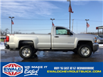 2018 Silverado 2500 Regular Cab 4x4, Pickup #18C535 - photo 1