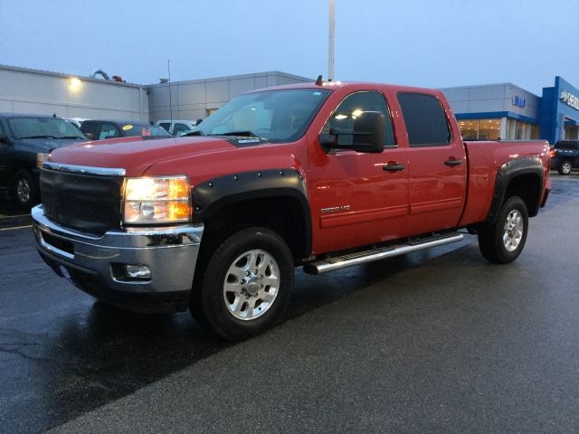 2014 Silverado 2500 Crew Cab 4x4, Pickup #18C542A - photo 4