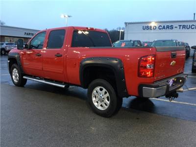2014 Silverado 2500 Crew Cab 4x4, Pickup #18C542A - photo 5