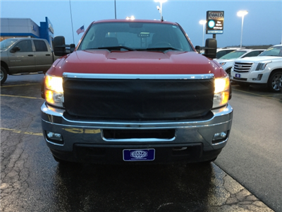 2014 Silverado 2500 Crew Cab 4x4, Pickup #18C542A - photo 7