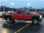 2014 Silverado 2500 Crew Cab 4x4, Pickup #18C542A - photo 3