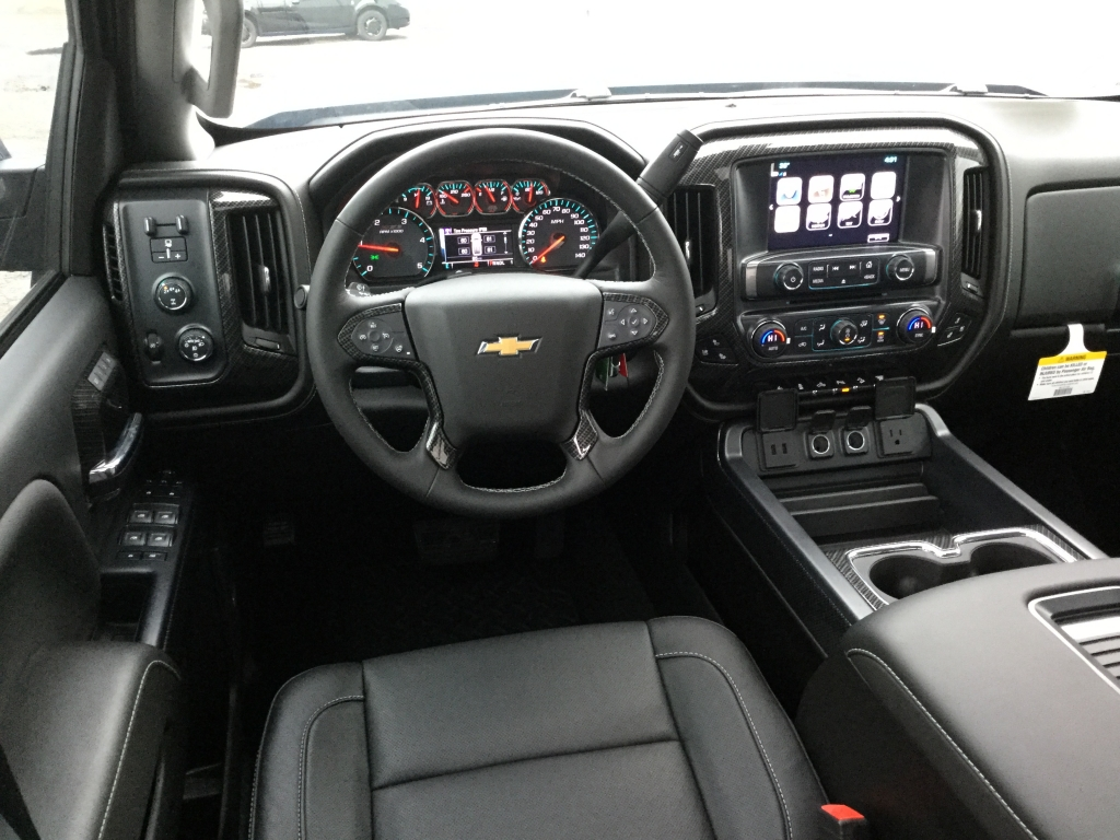 2018 Silverado 2500 Crew Cab 4x4, Pickup #18C591 - photo 18