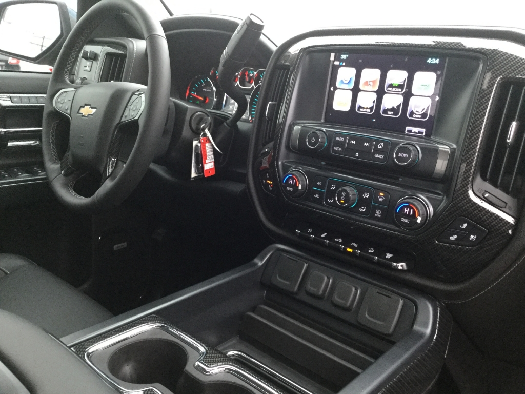 2018 Silverado 2500 Crew Cab 4x4, Pickup #18C591 - photo 27