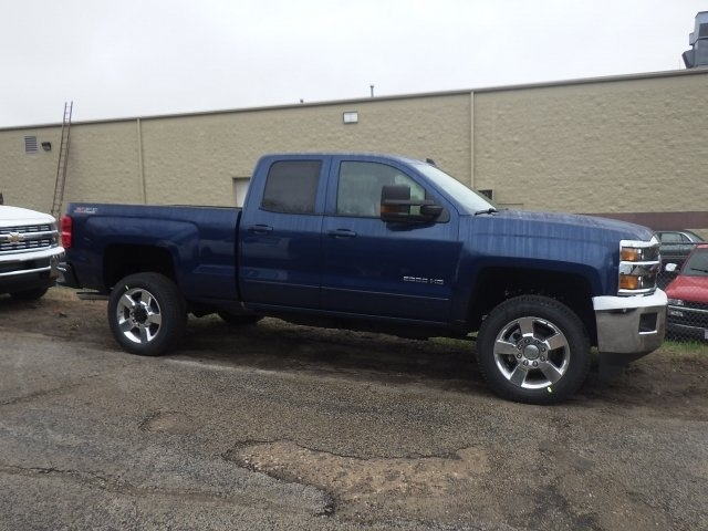2017 Silverado 2500 Double Cab 4x4, Pickup #18C594A - photo 3