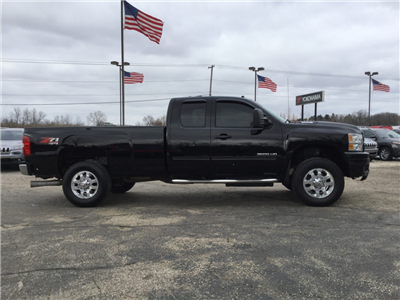 2012 Silverado 3500 Extended Cab 4x4, Pickup #18C605A - photo 3