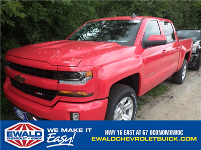 2018 Silverado 1500 Crew Cab 4x4, Pickup #18C73 - photo 1