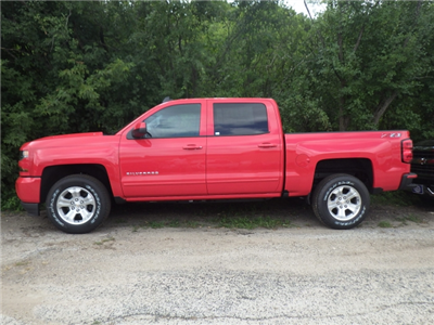 2018 Silverado 1500 Crew Cab 4x4, Pickup #18C73 - photo 3
