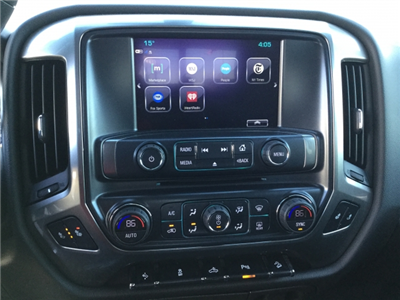 2018 Silverado 1500 Crew Cab 4x4, Pickup #18C73 - photo 24