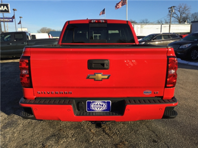 2018 Silverado 1500 Crew Cab 4x4, Pickup #18C73 - photo 2