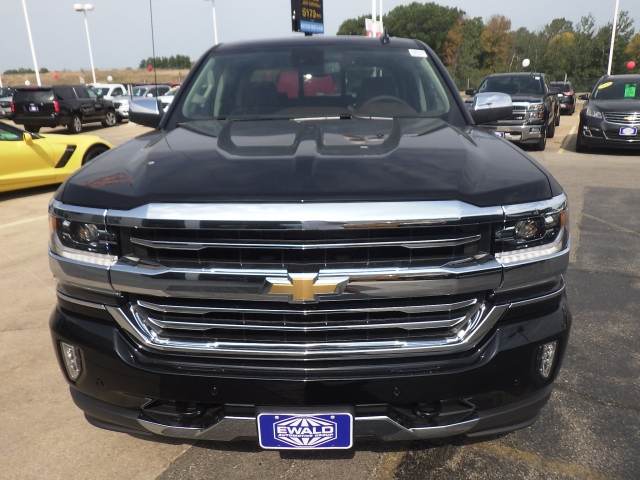 2018 Silverado 1500 Crew Cab 4x4 Pickup #18C74 - photo 12