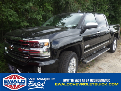 2018 Silverado 1500 Crew Cab 4x4 Pickup #18C74 - photo 1