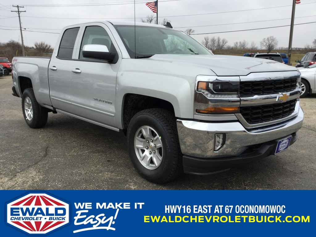 2018 Silverado 1500 Double Cab 4x4, Pickup #18C879 - photo 1