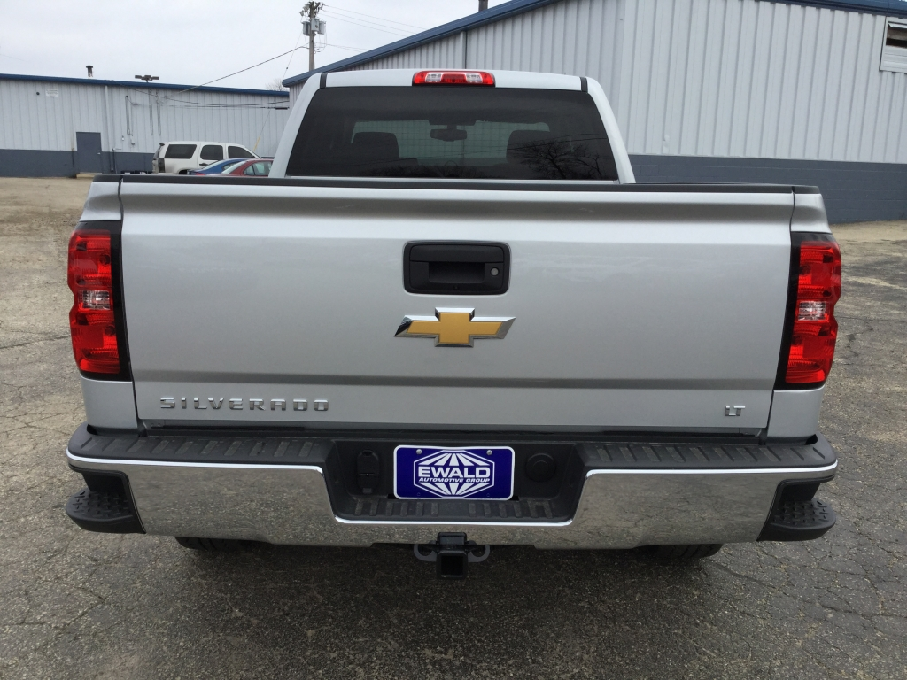 2018 Silverado 1500 Double Cab 4x4, Pickup #18C879 - photo 11