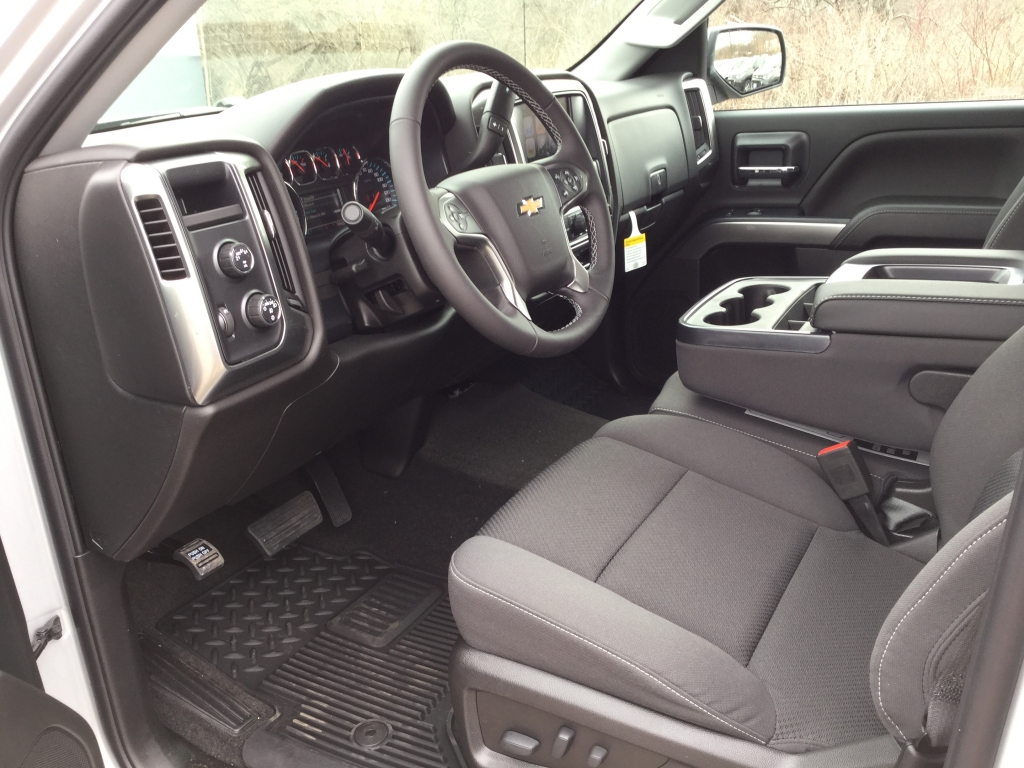 2018 Silverado 1500 Double Cab 4x4, Pickup #18C879 - photo 17