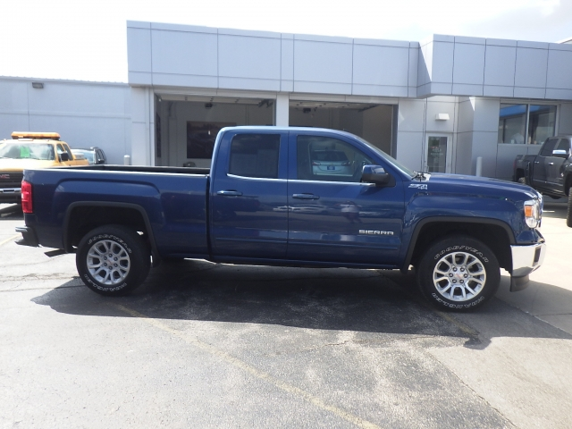 2015 Sierra 1500 Double Cab 4x4 Pickup #GN3504 - photo 3