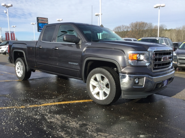 2014 Sierra 1500 Double Cab 4x4 Pickup #GN3559 - photo 3