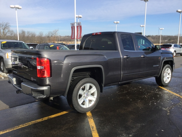 2014 Sierra 1500 Double Cab 4x4 Pickup #GN3559 - photo 2
