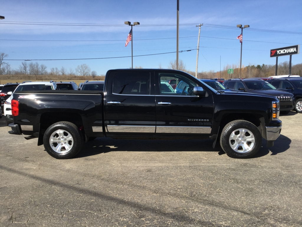 2015 Silverado 1500 Crew Cab 4x4, Pickup #GN3826 - photo 3