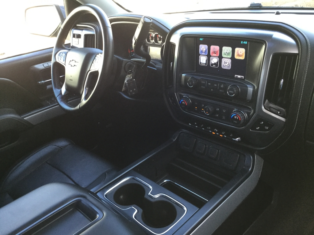 2015 Silverado 1500 Crew Cab 4x4, Pickup #GN3826 - photo 41