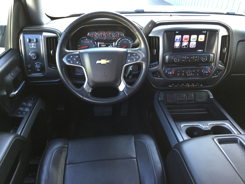 2015 Silverado 1500 Crew Cab 4x4, Pickup #GN3826 - photo 9